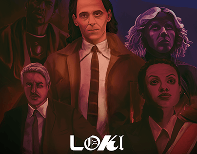 LOKI - Character Illustrations