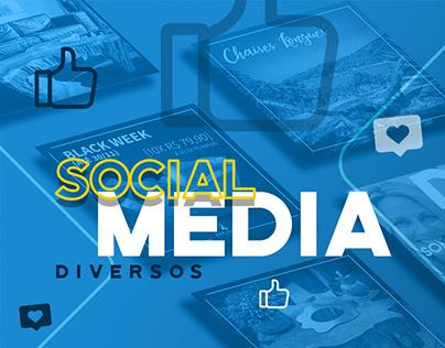 Social Media - Trabalhos Diversos