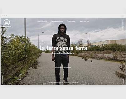 Emergency: Dove l'Erba Trema, visual storytelling