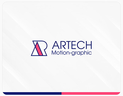 Visual identity for company Artech