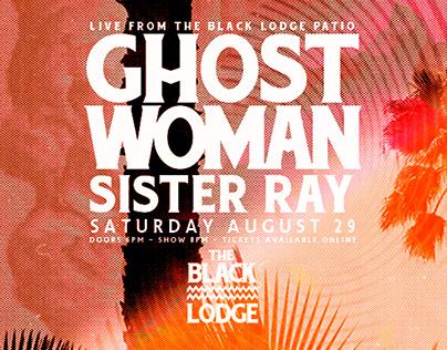 Ghost Woman Flyer