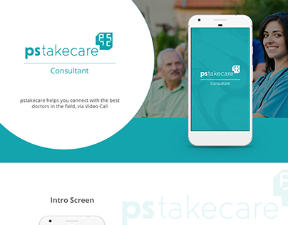PSTakeCare Consultant Android App