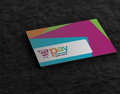 epay business card design