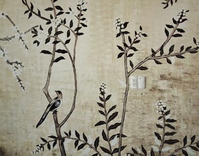 Artwall - Indochine Style