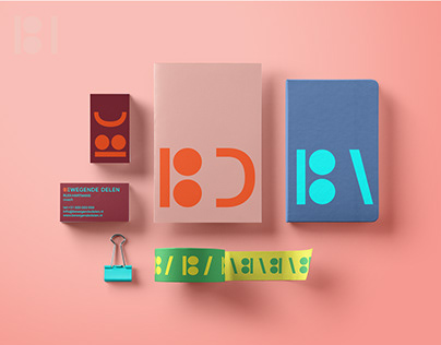 Brand Identity for Bewegende delen