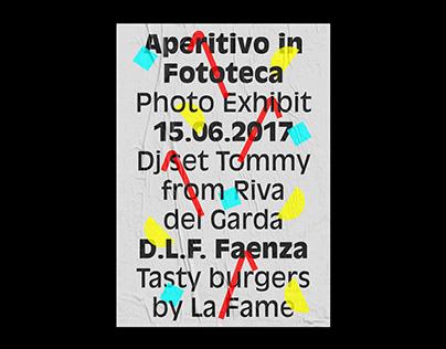 Aperitivo in Fototeca — 15.06.2017