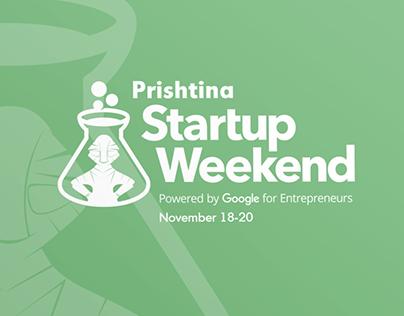 Prishtina Startup Weekend