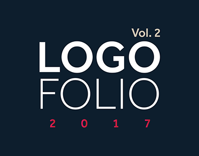 LOGOFOLIO // VOL. 2 | 2017