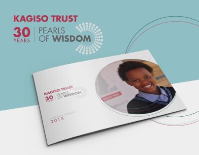 Kagiso Trust Annual Report Design