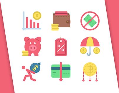 Economy Icons!