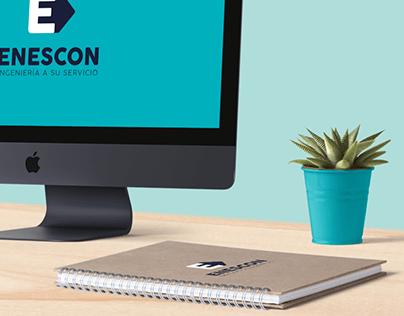 Enescon - Branding