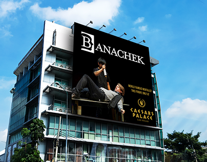 Banachek's Final Logo (Concept 2)