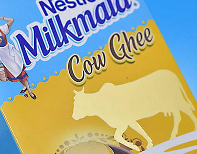 MILKMAID COW GHEE