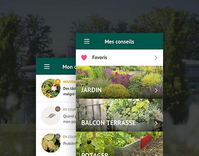 Botanic app