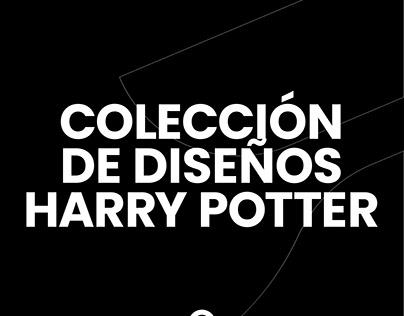 Harry Potter Diseños | César González