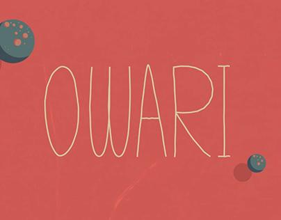 """""""Owari"""""""