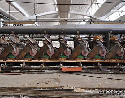 FCT 3000 in SNIA Viscosa Rieti (Italy)