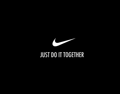 JUST DO IT TOGETHER