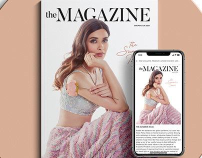 The Magazine- Apr/May/June 2020 Issue Pernia'sPopUpShop