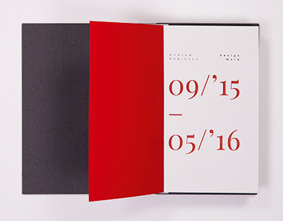 Design Work Annual — 2016