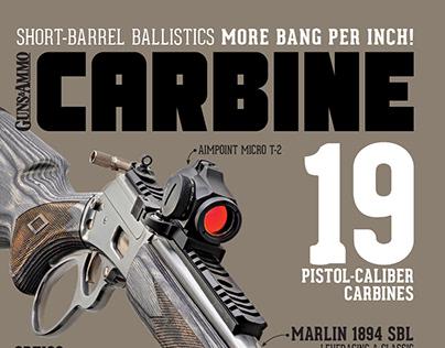 Carbine magazine 2019