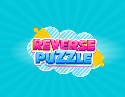 Reverse Puzzle Game Logo
