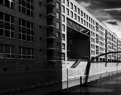 Through the HafenCity