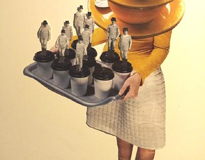 toffee coffee