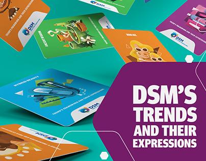 Deck Cards | DSM Trends