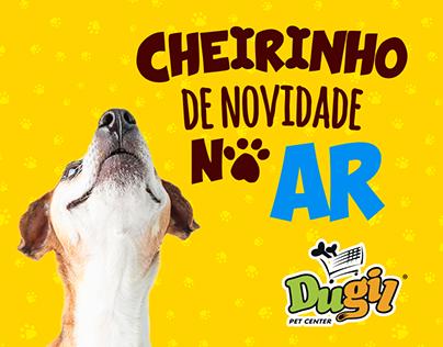 Dugil Pet Center - Campanha Institucional