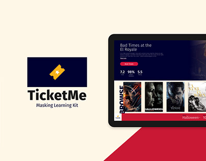 TicketMe - Animation UI Kit