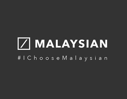 Taylor's #IChooseMalaysian