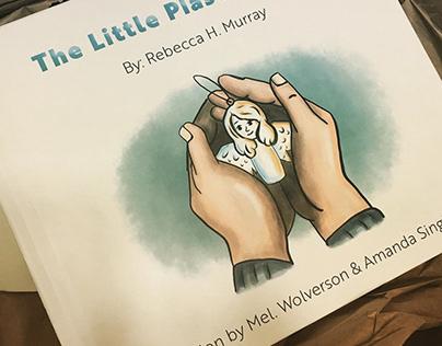 Little Angel - Book Illustration