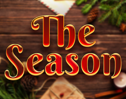 The Season Layer Style Freebie