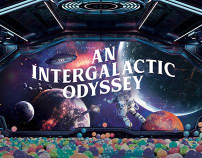 ArtScience Museum: An Intergalactic Odyssey
