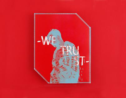 We Trust — Vinyl Cover