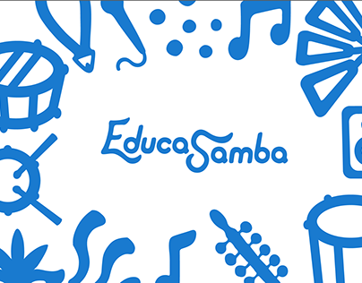 Redesign EducaSamba :: Brand Redesign