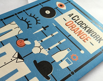 Penguing Book Awards: A Clockwork Orange