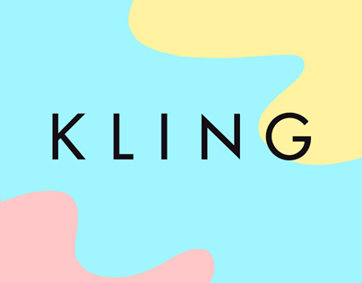 Kling fashion shop. Some things only happens online.