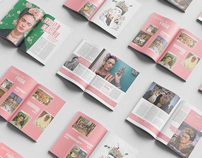 Revista Frida Kahlo | Editorial