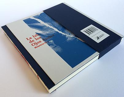 La isla de los Ojos Azules / Libro