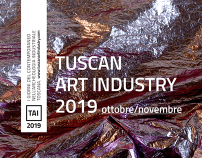 TAI - Tuscan Art Industry 2019