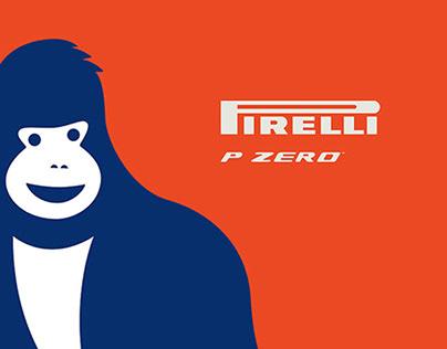 Pirelli Mascot Project