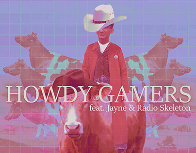 Howdy Gamers Album Cover