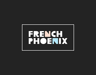 French Phoenix - Branding