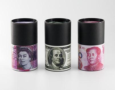 Money Never Sleeps! Product Design.