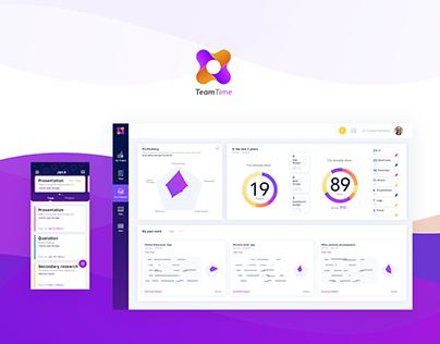 [Teamtime] teamwork project management design
