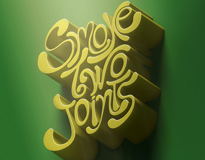 Smoke two joints