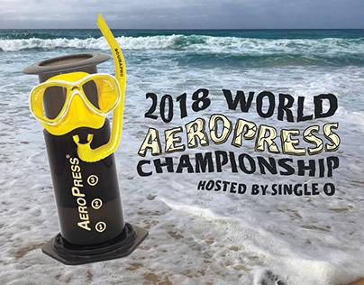 AEROPRESS WORLD CHAMPIONSHIPS