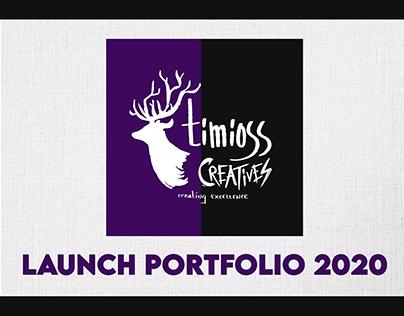 Launch Portfolio : October 2020